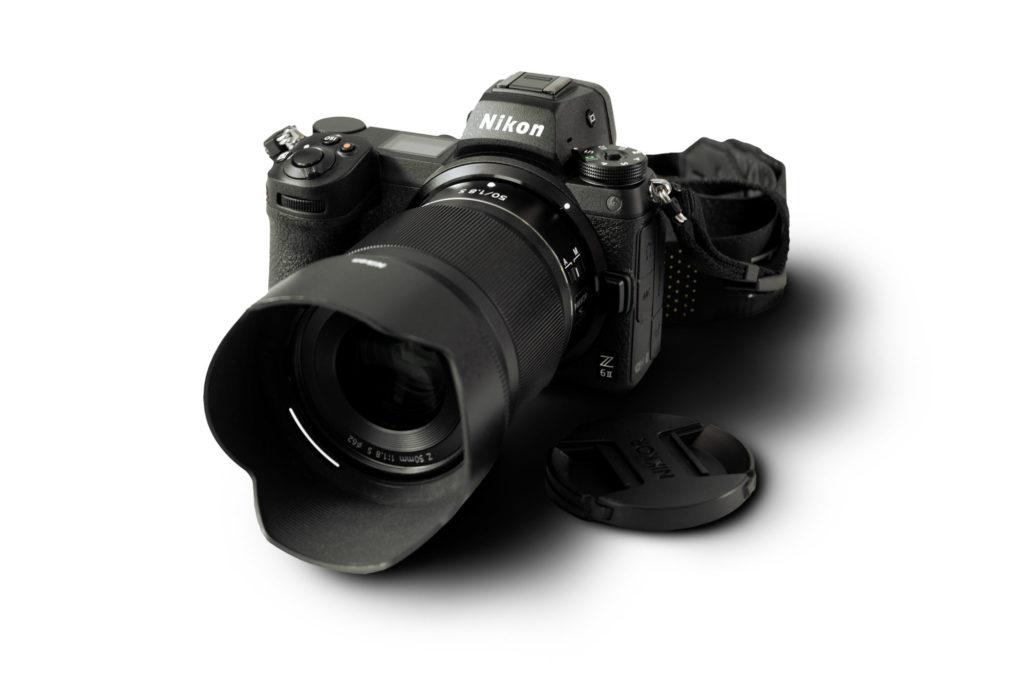Fotocamera Nikon Z6ii