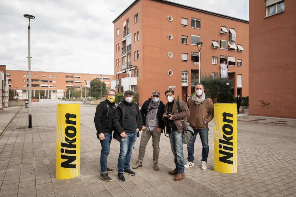 test Nikon Z6ii - il team di fotografi